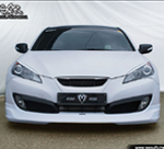 M&S Front Lip Spoiler Type B