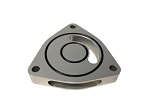 Torque Solution Blow Off BOV Sound Plate (Silver)