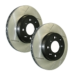StopTech/PowerSlot Slotted Rotors / Brembo Brake System